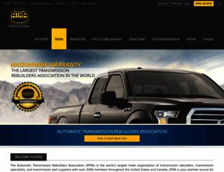 atra.com screenshot