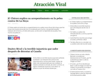 atraccionviral.com screenshot