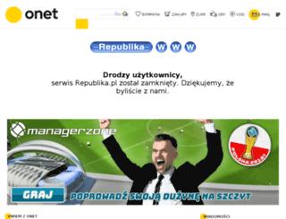 atrans1630.republika.pl screenshot
