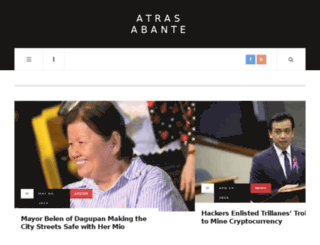 atrasabante.com screenshot