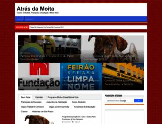 atrasdamoita.com screenshot