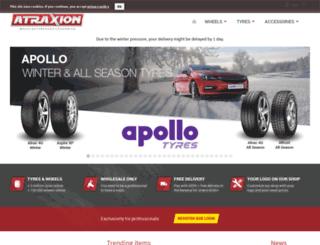 atraxion.nl screenshot
