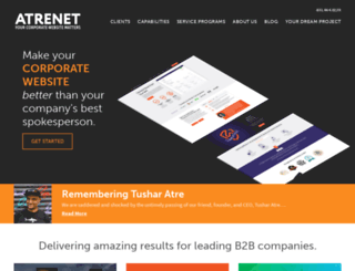 atre.net screenshot