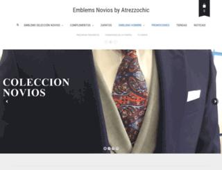 atrezzochic.com screenshot