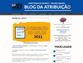 atribuicaodebauru.blogspot.com.br screenshot