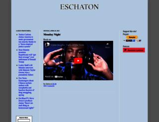 atrios.blogspot.com screenshot