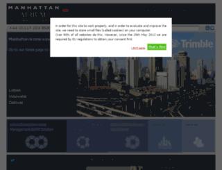 atriumsoft.com screenshot