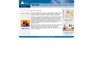 atriumtech.com screenshot