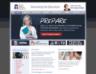 atrs-us.com screenshot