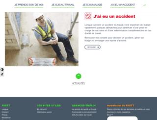 atservices.fastt.org screenshot