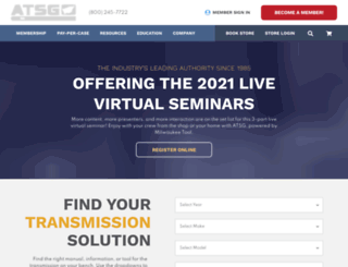 atsg.com screenshot
