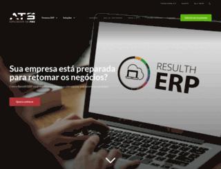 atsinformatica.com.br screenshot