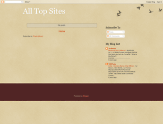atsites.blogspot.com screenshot