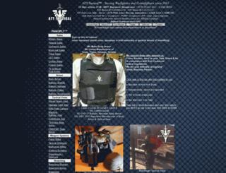 att-tactical.com screenshot