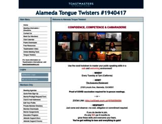 att.toastmastersclubs.org screenshot