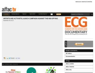attac.tv screenshot