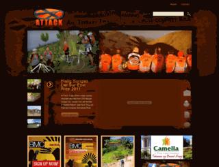 attackcdo.org screenshot