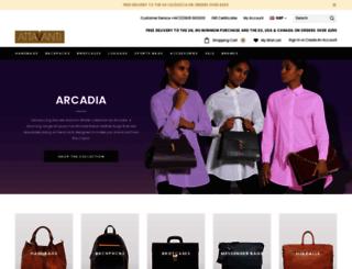 attavanti.com screenshot