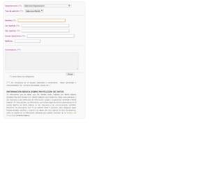 attcliente.renfe.es screenshot