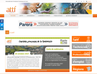 attf.asso.fr screenshot