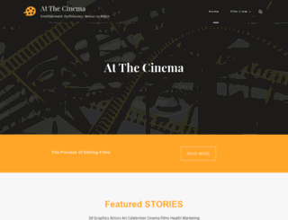 atthecinema.net screenshot