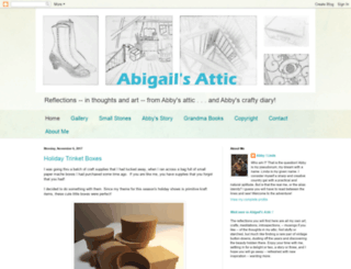 atticreflections.blogspot.com screenshot