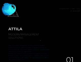 attilamanagement.com screenshot