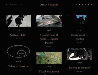 attilaovari.com screenshot