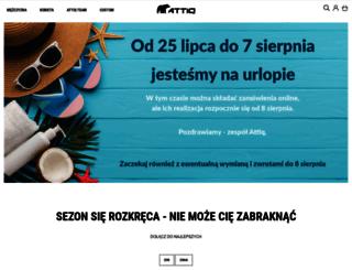 attiq.net screenshot