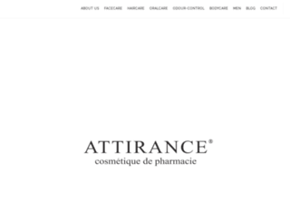 attirance.com screenshot