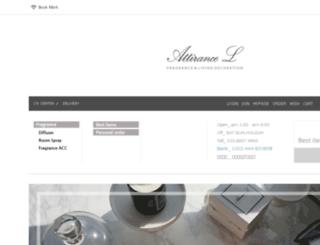 attirancel.com screenshot
