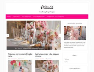 attitude-soratemplates.blogspot.in screenshot