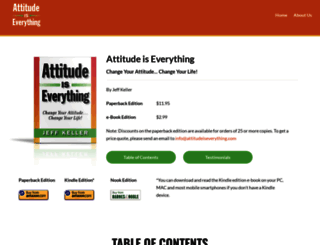 attitudeiseverything.com screenshot
