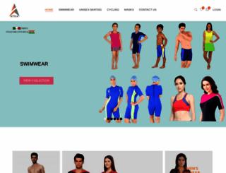 attivaindia.com screenshot