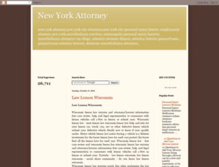 attorneyshome.blogspot.com screenshot