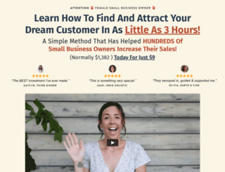 attractdreamclients.com screenshot