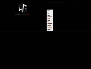 attractive-games.com screenshot