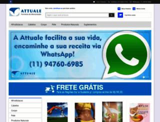 attualemanipulacao.com.br screenshot