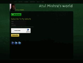 atulmishra0125.webs.com screenshot