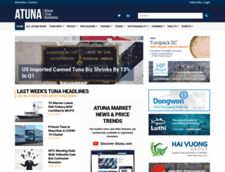 atuna.com screenshot
