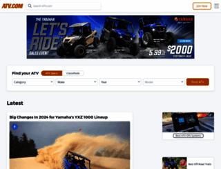 atv.com screenshot