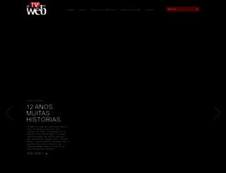 atvnaweb.com.br screenshot