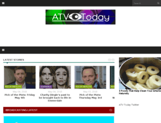 atvnewsnetwork.co.uk screenshot