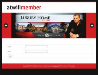 atwillmember.com screenshot