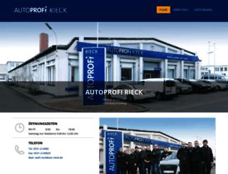 atz-rieck.de screenshot