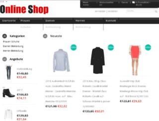 atzenstyle-shop.de screenshot
