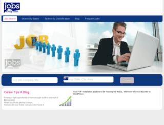au.jobscopy.com screenshot