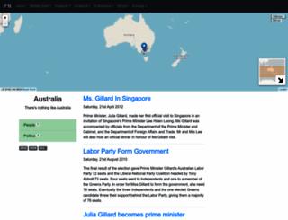 au.pagenation.com screenshot