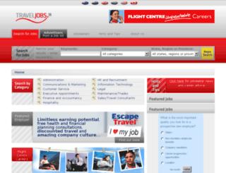au.traveljobs.biz screenshot