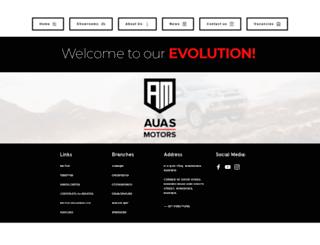 auasmotors.com screenshot